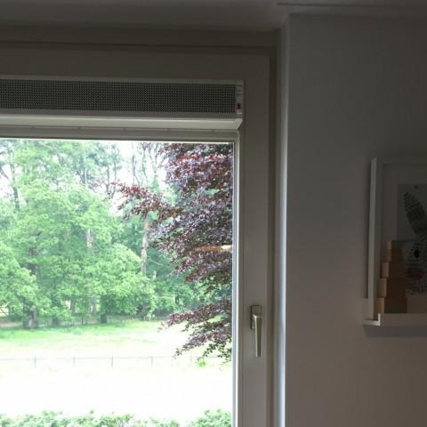 Geluidsisolerend hoog rendement glas en ventilatieoosters gallerij afbeelding 1
